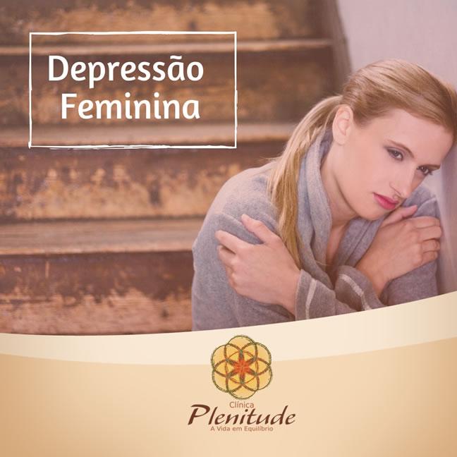 Depressão Feminina